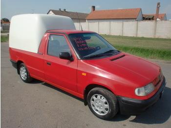 Skoda Pick-up - personenwagen
