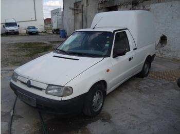 Škoda Pick-up 1.3 - personenwagen