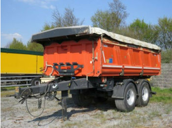 Meiller Tandemkipp MZDA 18/22 Bordmatik  - Kipper Anhänger