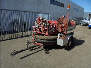 Anhänger ROSENBAUER Pomp VW motor