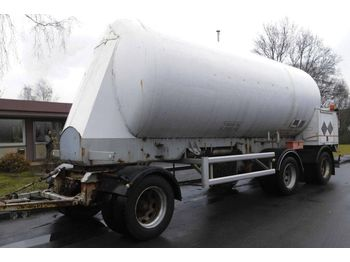 AUREPA GAS, Cryogenic, Oxygen, Argon, Nitrogen, AGA CRYO - Tank Anhänger