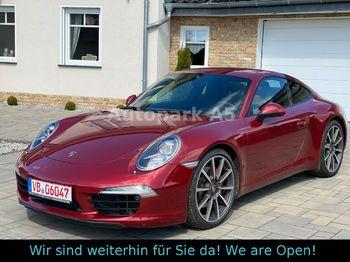 "Personenbil Porsche 911 Carrera S 991.1 PDK 3.8 Bose 20"" PASM"