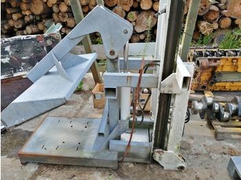 Verktøy/ utstyr Müllpresse für 1m3 Behälter
