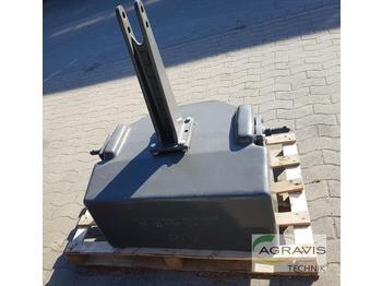 Fendt FRONTGEWICHT 1250 KG - contragreutate