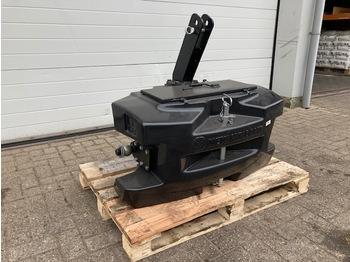 New Holland 1000KG Frontgewicht (NIEUW) - contragreutate