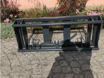 Kramer Adapter mini passend zu Euro Aufnahme  - încarcator frontal pentru tractor