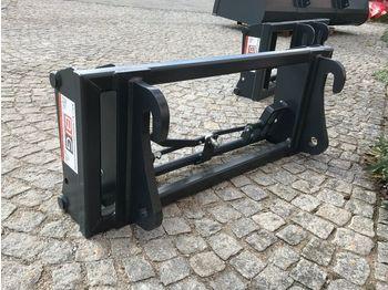 Kramer groß Adapter passend zu Euro Aufnahme  - încarcator frontal pentru tractor