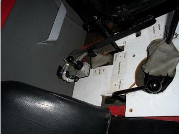 Ataşament Unimog 406 Schneeschild + Salzstreuer