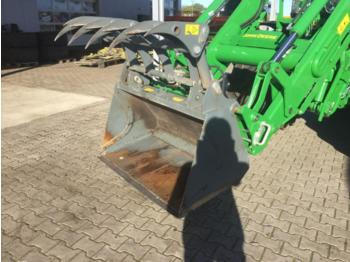 Traktör ön yükleyici Weidemann 1,10 m Greifschaufel