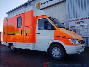Ambulans arabası Mercedes-Benz 313 CDI Sprinter KFB Rettungs- Krankenwagen