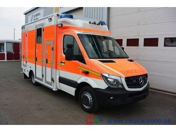 Ambulans arabası Mercedes-Benz Sprinter 516 CDI GSF Rettungs-Krankenwagen Euro6
