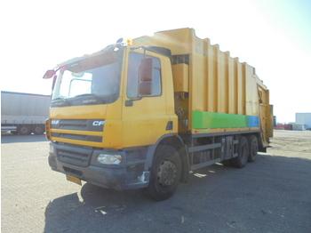 Çöp kamyonu DAF 75-250 6X2