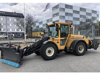 Atık toplama taşıt/ özel amaçlı taşıt Lundberg 4200 LS High Speed