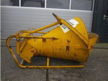 Beco Betonkubel 300 liter - attachment