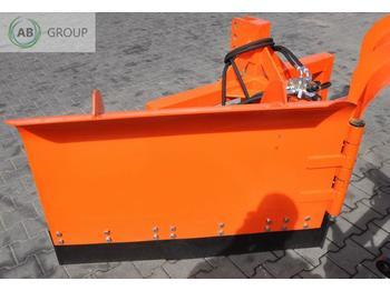Metal-Technik Schneepflug V-Type 2.6 m/Snow plough V-type /lame de déneigement/ Снегоотвал V-образный 2,6 м - ισοπεδωτής