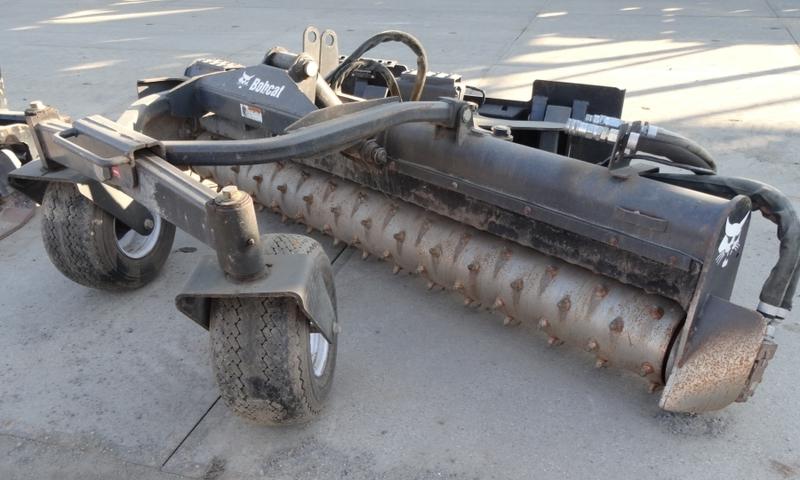 Attachment Bobcat Kraftrechen - Truck1 ID: 3536419