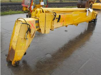Telescopic Arm to suit JCB 535-140 - boom