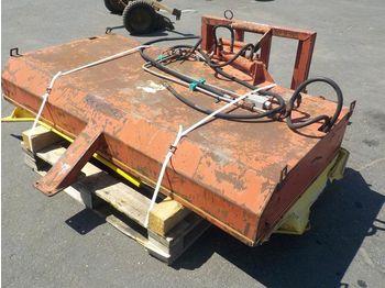 Gehl Sweeper to suit Wheeled Loader - مكنسة