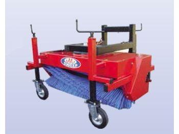 New Aftakas tractor veegmachine - σκούπα
