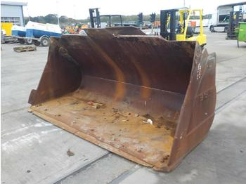 "126"" Loading Bucket to suit CAT Wheeled Loader - bucket"