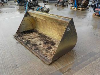 "72"" Loading Bucket to suit JCB Telehandler - bucket"