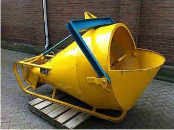 Beco Betonbak Kubel 750 LR - bucket