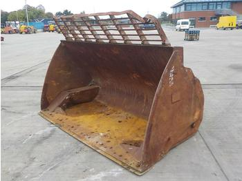 "CAT 106"" Hi Tip Loading Bucket to suit  Wheeled Loader - bucket"