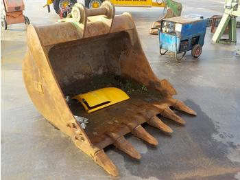 "CAT 60"" Digging Bucket 80mm Pin to suit 20 Ton Excavator - bucket"