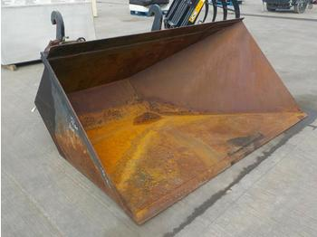 Side Tipping Bucket to suit JCB Telehandler - bucket