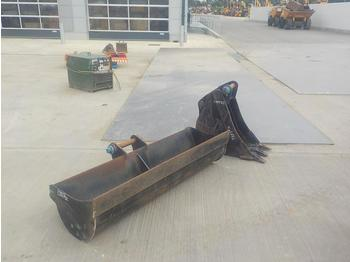 "Unused 72"" Ditching, 18"" Digging Bucket to suit CAT 428 Backhoe - bucket"