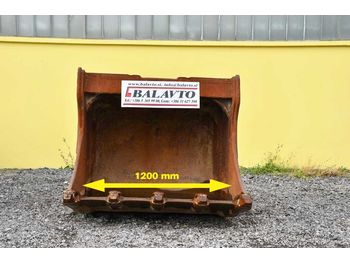 Bucket for excavator Digging bucket 1200 mm