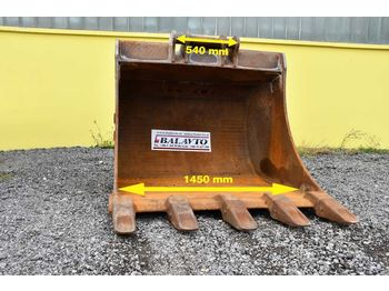 Bucket for excavator Digging bucket 1450 mm