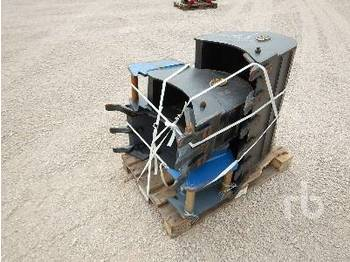 STRICKLAND MARTIN MH10 Quantity of 3 x Buckets - bucket for excavator