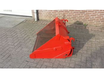 New Bak met euro aansluiting - bucket for loader