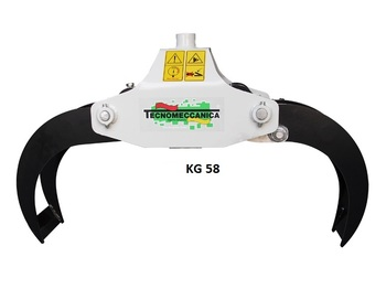 TECNOMECCANICA pinza FORESTALE THL30 - clamp