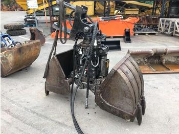 Clamshell bucket KINSHOFER C18VE60