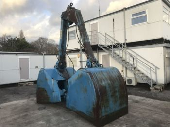 Case Kuilhapper bak MAXI 1 60m clamshell bucket from