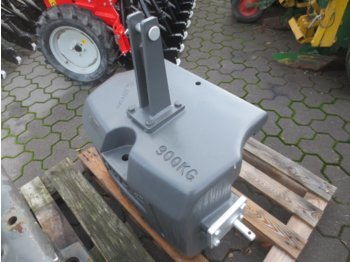 Counterweight CLAAS 900 KG Frontgewicht: picture 1