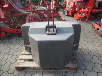 CLAAS Frontgewicht 2000kg Magnetit - counterweight