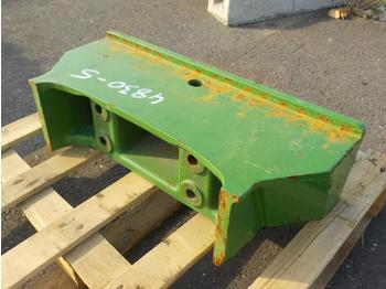 Counterweight Front Weight to suit John Deere Tractor 6er Series