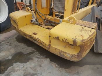 VOLVO L220D - counterweight