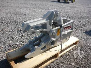 MUSTANG FR02 Concrete - demolition shears