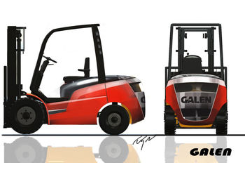 Forks GALEN ALL FORKLIFT ATTACHMENTS