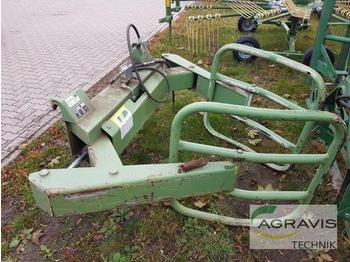 Bressel & Lade RUNDBALLENZANGE - front loader for tractor