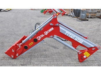 Metal Technik MT-02 Fronatlader - φορτωτησ για τρακτερ