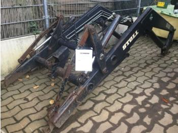 Front loader for tractor Stoll ALS 3
