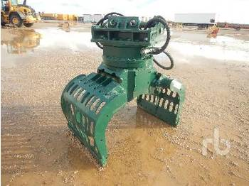 Hydraulic Rotating - grapple