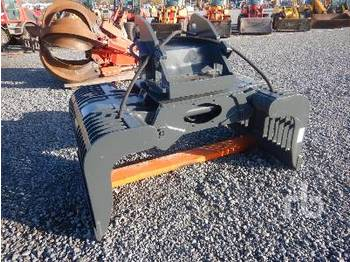 Q/C Hydraulic Rotating - grapple