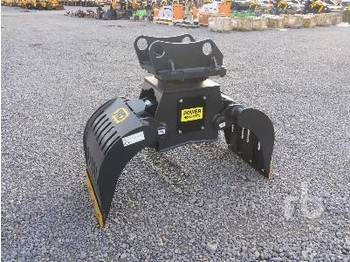 RENT DEMOLITION BS 8 - grapple