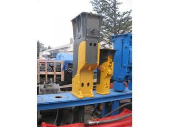 Hydraulic hammer D&A 200V   - attachment